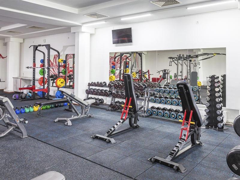 Фитнес-клуб в Минске GYMBOX