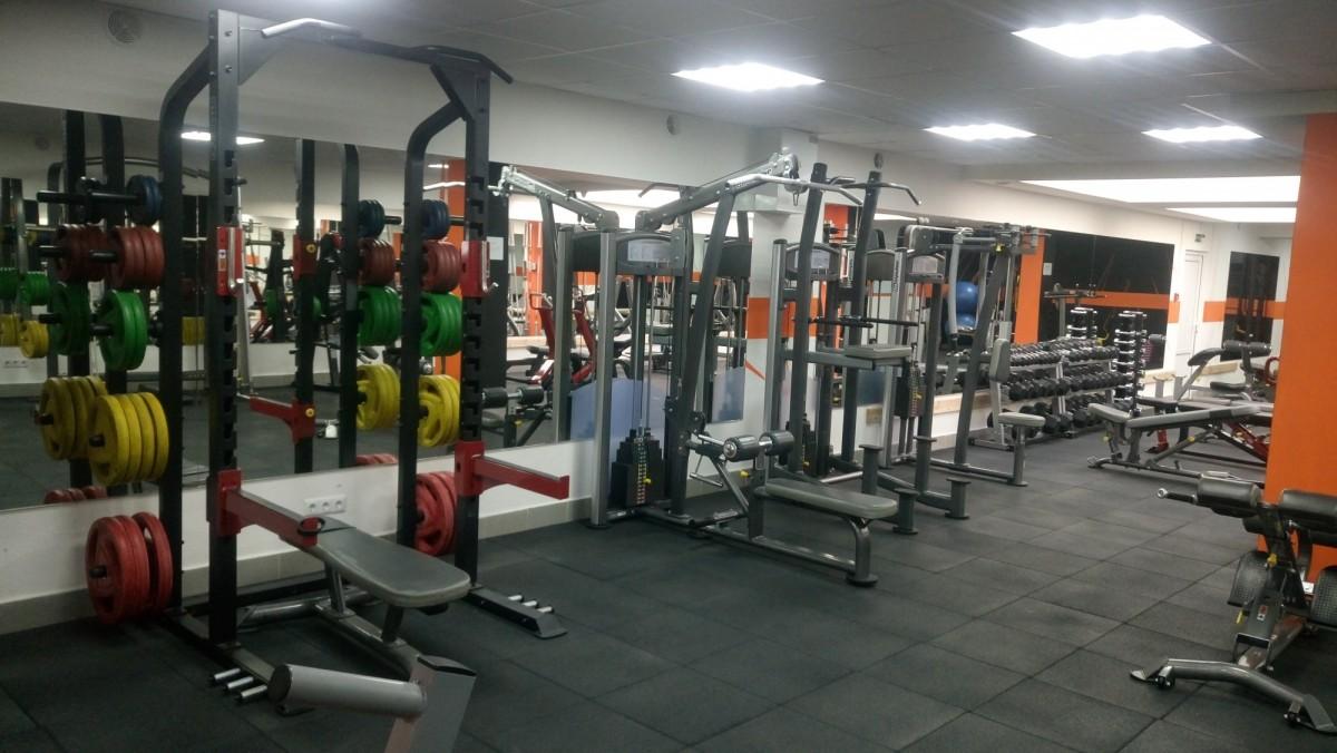 Тренажеры для всех групп мышц